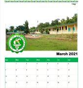 school calendar 2021 3 mar