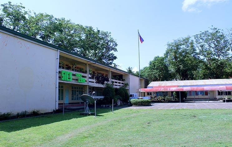 Sta. Cruz Campus